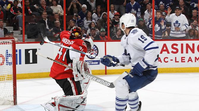 Toronto Maple Leafs v Ottawa Senators