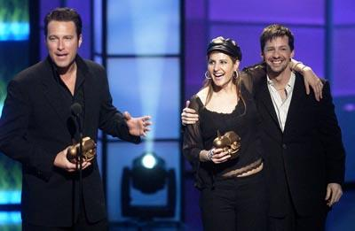 "John Corbett, Nia Vardalos, ""Your Attention Please..."" Award Winners, and Sean Hayes VH-1 Big in 2002 Awards - 12/4/2002"