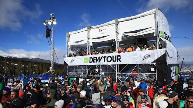Dew Tour iON Mountain Championships - Day 3