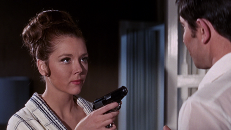 Diana Rigg: The Bond girl who broke the mould