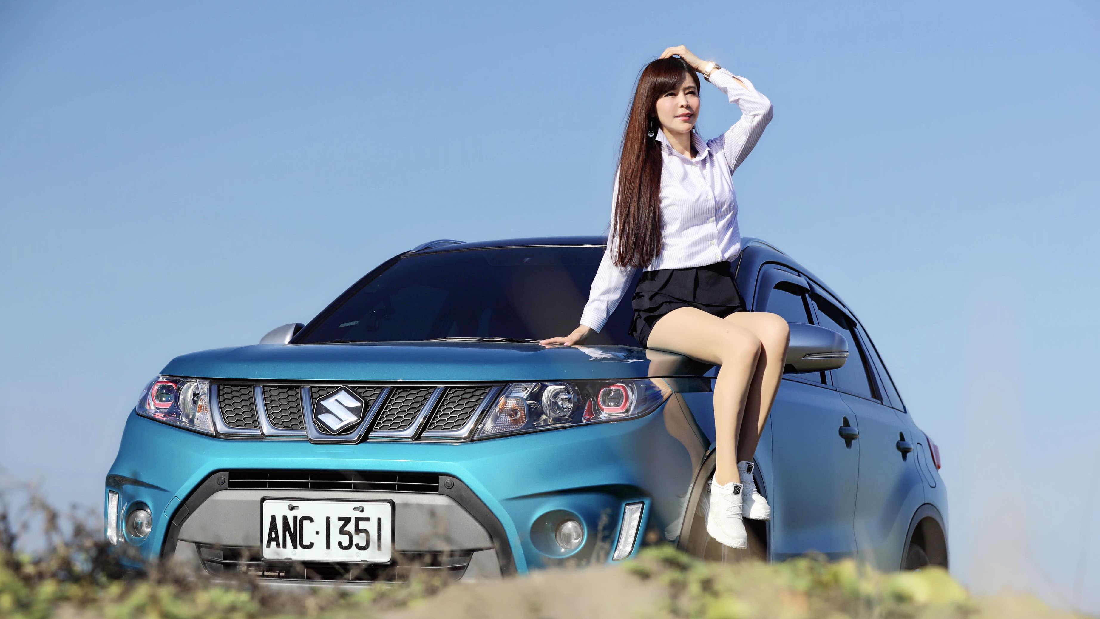 【♀ 冠儀試車日記】化身業代!來場與眾不同的試駕體驗|SUZUKI VITARA
