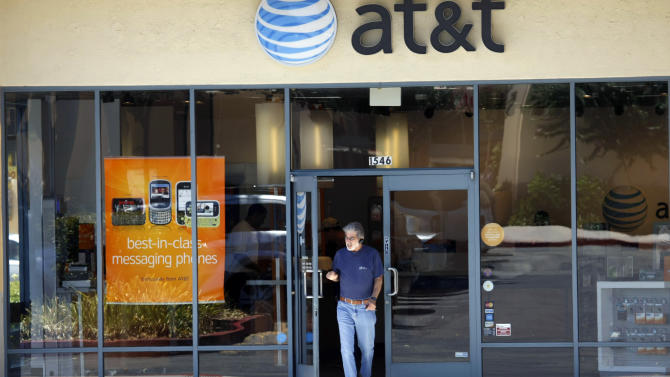 AT and T-Leap Wireless