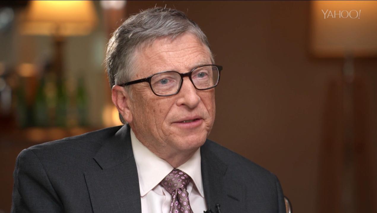 Bill Gates: Who needs big banks?
