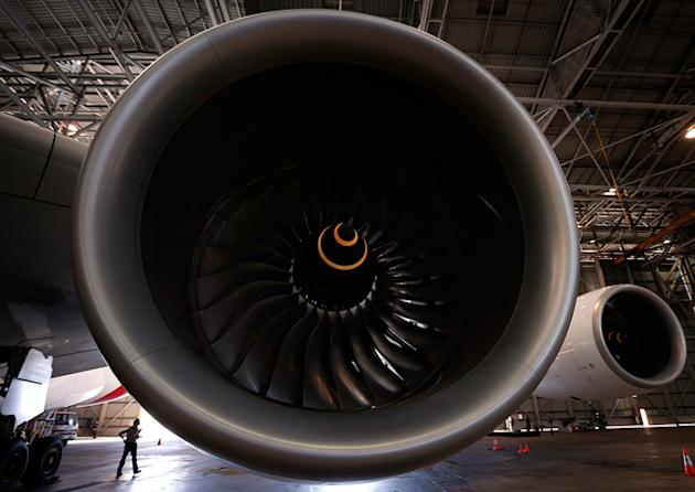 Rolls-Royce to 3D print aircraft engine parts