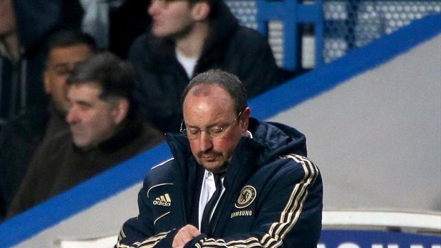 Premier League - Benitez eyes move to big club after Chelsea