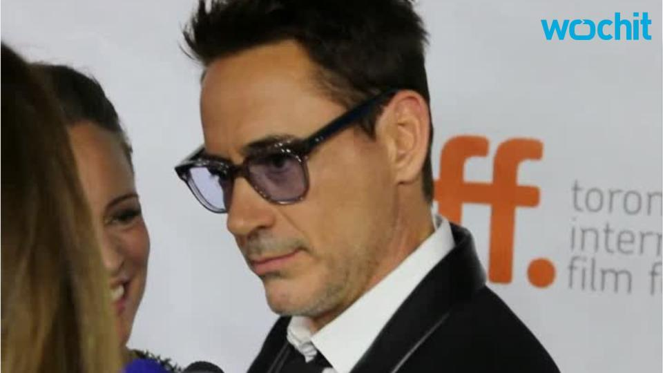 Robert Downey Jr. Talks Acting in 80s Interview