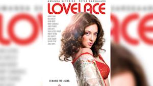 Amanda Goes Brunette as Porn Queen 'Lovelace'