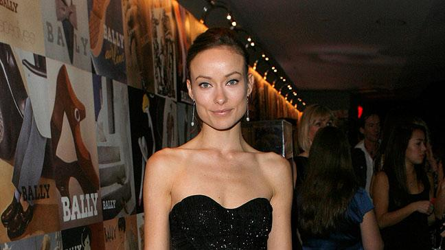 Olivia Wilde attends the Bally and Vanity Fair Hollywood Domino Game Night benefiting The Art of Elysium held at Andaz on February 20, 2009 in West Hollywood, California.