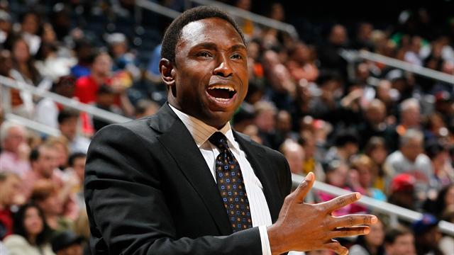 NBA - Brooklyn Nets fire coach Johnson