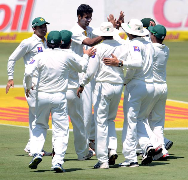 South Africa v Pakistan - 3rd Test Match