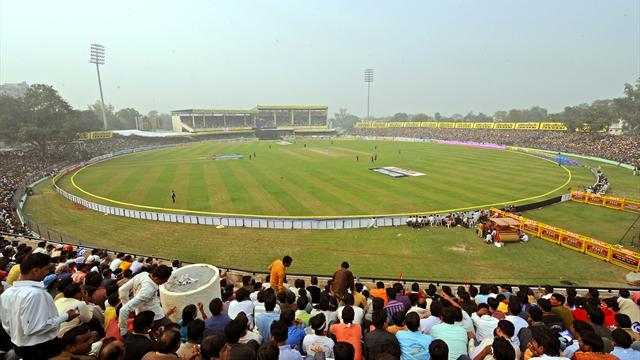 Cricket - Third Test switched to Hyderabad