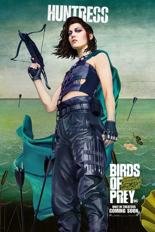 哈莉奎茵、女獵手、黑金絲雀,以及警官蕾妮蒙托亞的命運,因為這起案件而互相交會。錯綜複雜的情感糾葛,更讓她們被迫攜手合組超狂女團「猛禽小隊」,一起扳倒惡勢力強大的犯罪首腦羅曼。