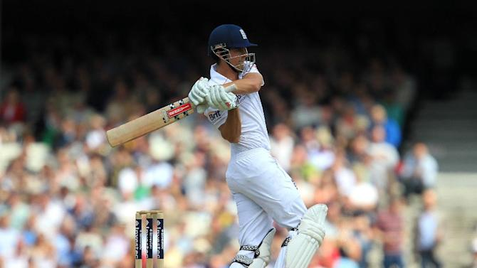 Alastair Cook is in fine form for England