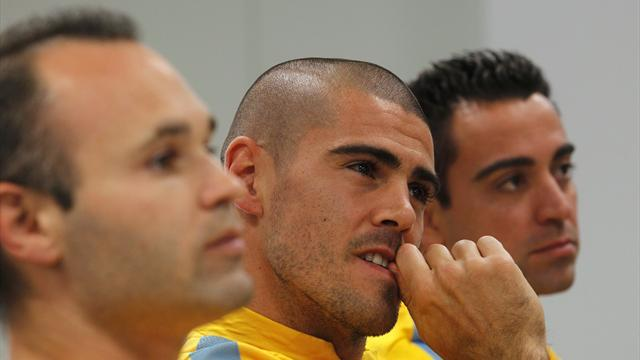 Liga - 'Valdes is now valued more'