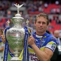 Brett Hodgson was 'honoured' to be awarded the Lance Todd Trophy
