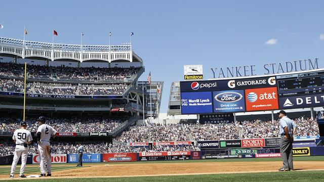 Ice Hockey - Rangers to play two outdoor games at Yankee Stadium in 2014