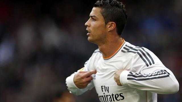 Liga - Ronaldo: Madrid always play against 12 men