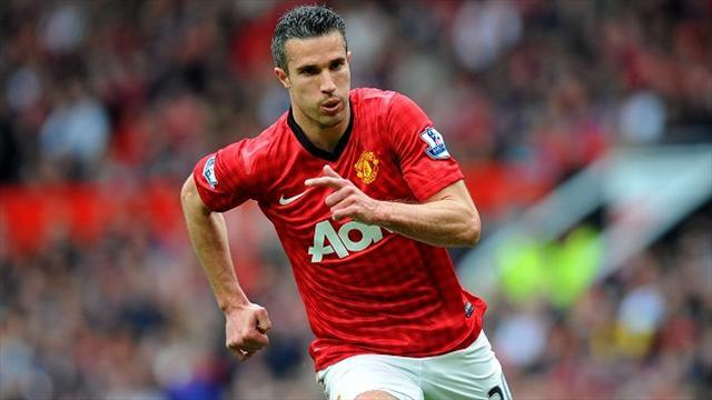 Premier League - Van Persie could return as United seek goals
