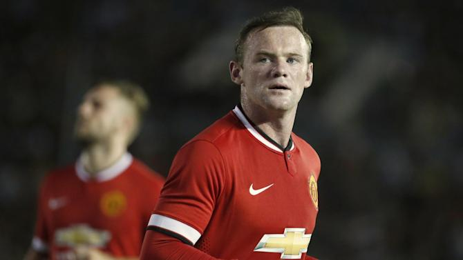 Premier League - United to unleash Rooney on City, Falcao out