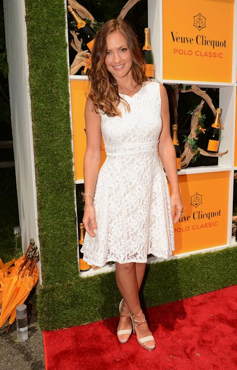 The Fifth Annual Veuve Clicquot Polo Classic - Red Carpet Arrivals