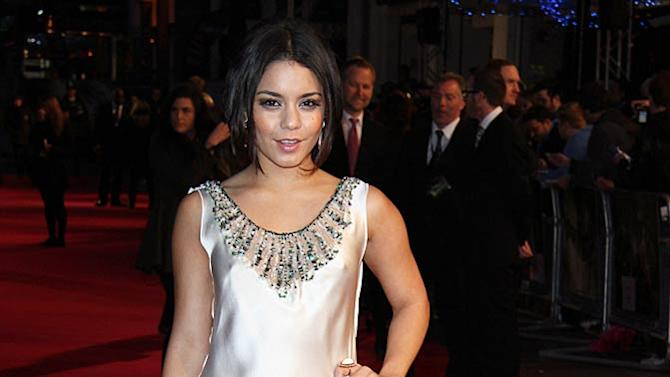 Vanessa Hudgens UK Sucker Punch Pr