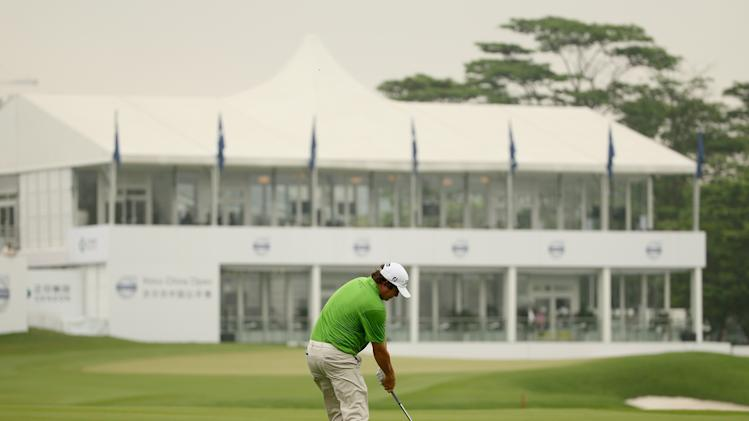 Volvo China Open - Day Two