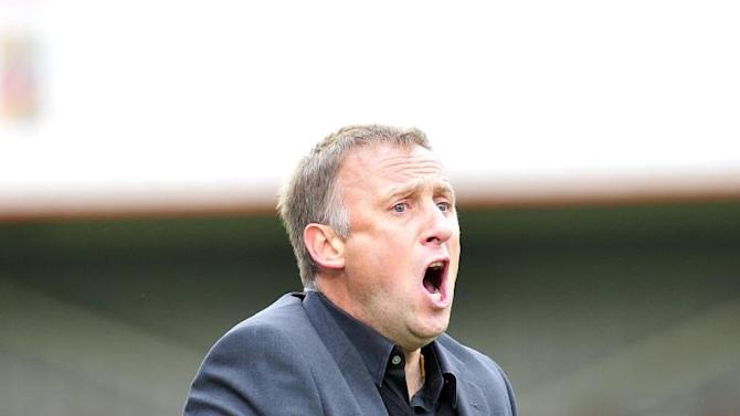 Mark Yates' Robins are currently on a five-match unbeaten run