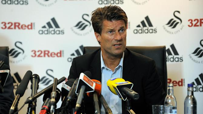 Swansea manager Michael Laudrup is confident his side can cope with their current injury problems
