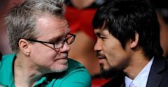 Freddie Roach, Manny Pacquiao - 0