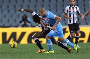 Udinese 0-0 Napoli: Partenopei lose ground on Juventus with goalless stalemate in Udine