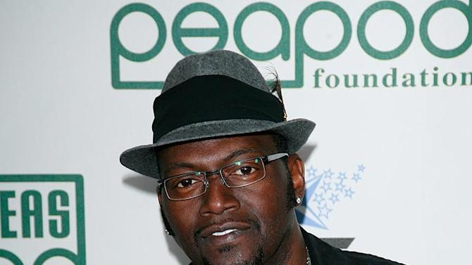 Randy Jackson arrives at the 4th Black Eyed Peas Peapod Foundation Benefit Concert.