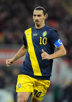 Maxwell has described Zlatan Ibrahimovic, pictured, as one of the best in the world