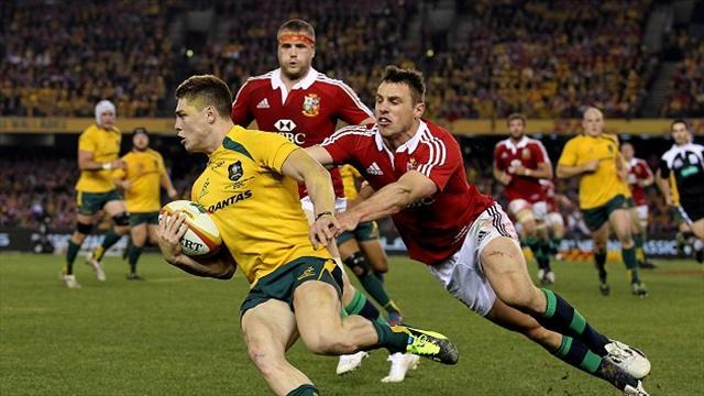 Super Rugby - Australia back O'Connor dumped by his club