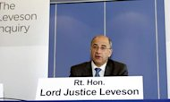 Leveson To Publish Report Into Press Ethics