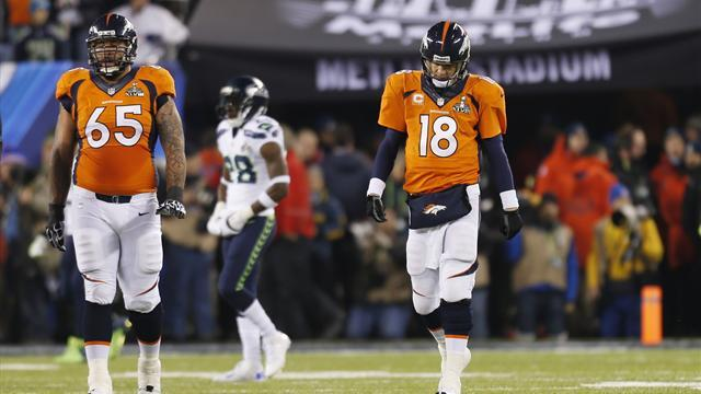 American Football - Super Bowl blowout leaves Manning legacy in question