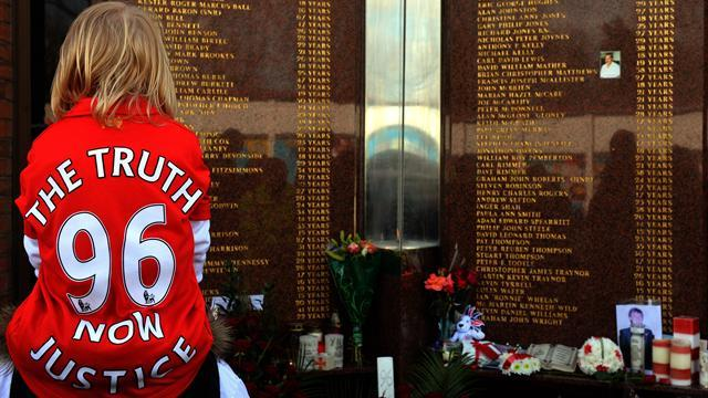 Premier League - Hillsborough insults sent 'from government computers'