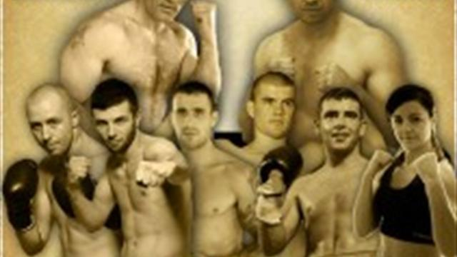 Boxing - Unbeaten cruiserweights ready to rumble in Belfast's 'Celtic Clash'