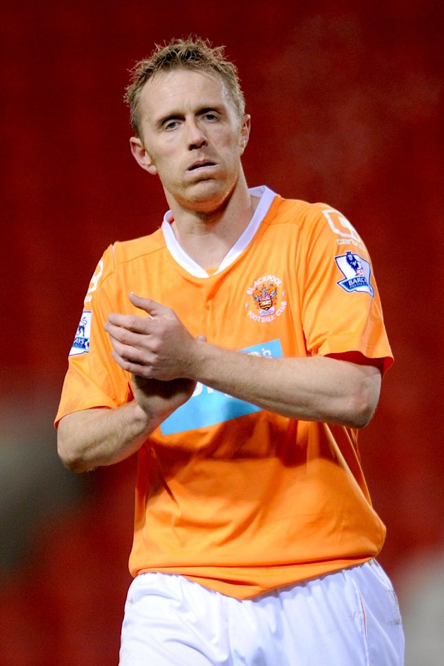 Brett Ormerod has scored in all four tiers of English football for Blackpool