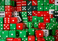 Loading The Content Marketing Dice With Data image load dice content marketing data