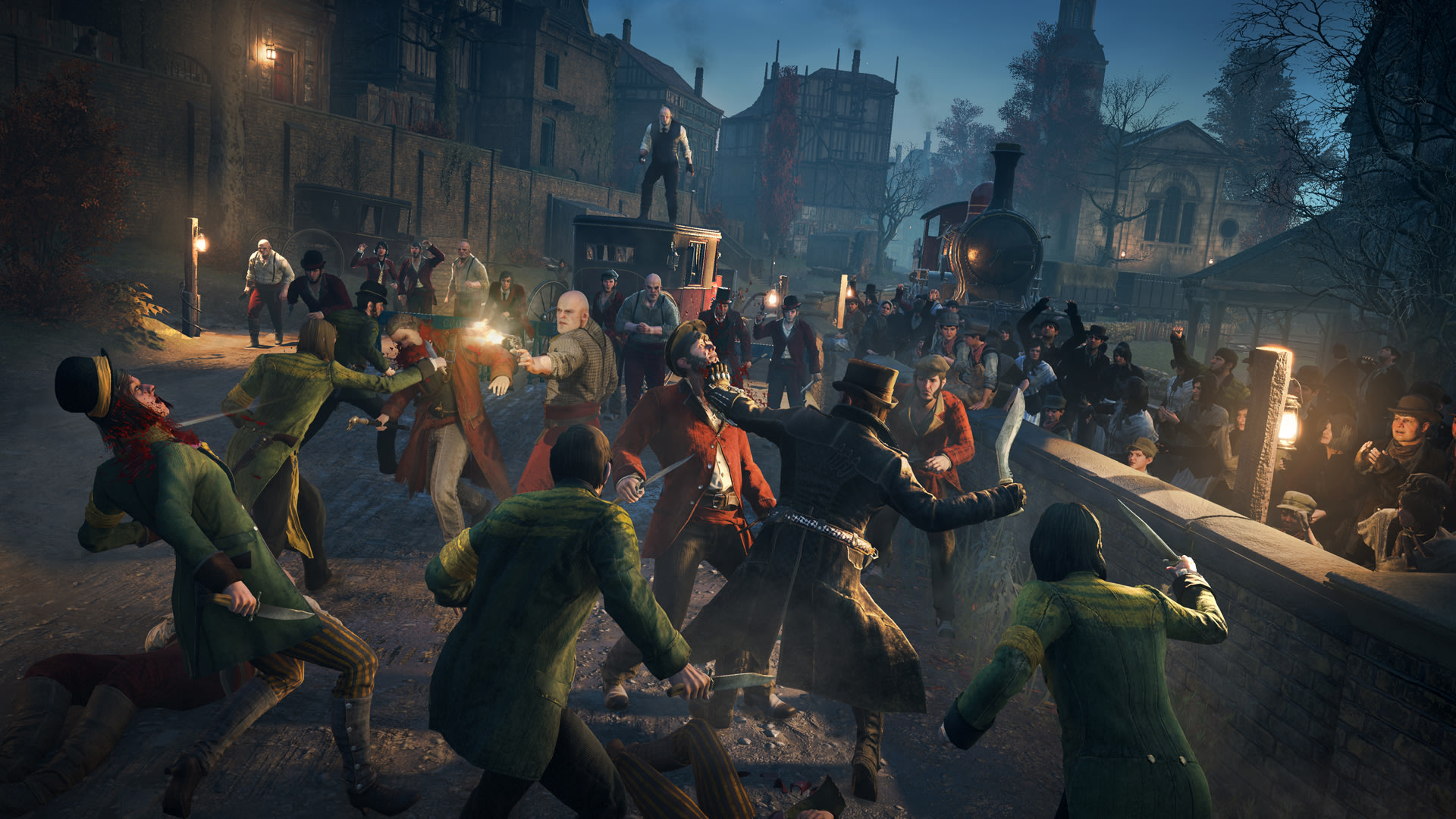 Assassin's Creed Syndicate is winning me over by eliminating the hassle of the open world