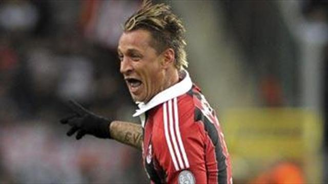 Serie A - Mexes: Third like winning the title