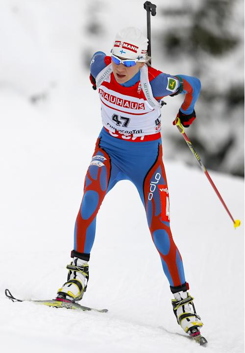 FIS World Cup - Biathlon - Women's Sprint