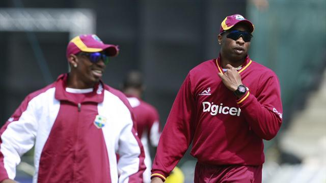 Cricket - Pollard stars as Windies win again