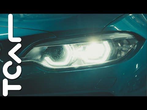 闇夜 魅影 BMW M2 跑車試駕 - TCAR