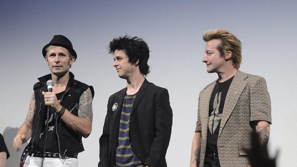 SXSW 2013: Green Day Launch 'Broadway Idiot' and 'Cuatro!' Documentaries