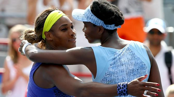 Australian Open - Williams sisters withdraw from doubles at Melbourne Park