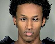 This police booking photo released by the Multnomah County Sheriff's Office in Portland, Oregon, shows bombing suspect Mohamed Mohamud, arrested November 26, 2010. The Somali-American was found guilty Thursday over an alleged plot to blow up a Christmas tree lighting ceremony in the northwestern US state of Oregon more than two years ago