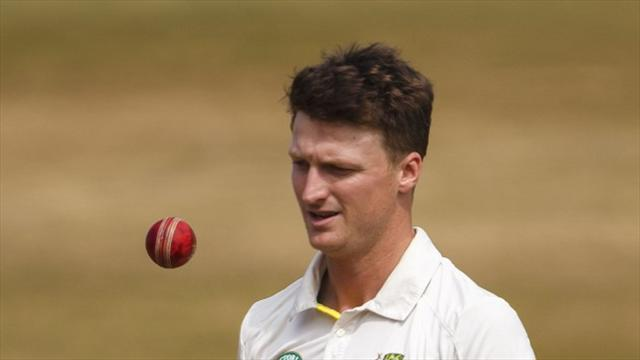 Cricket - Australia paceman Bird cleared for South Africa tour