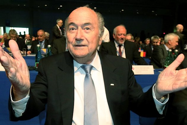 What does Sepp Blatter's resignation actually mean