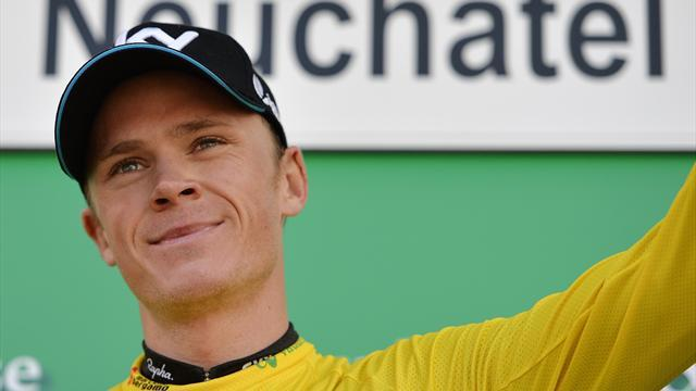 Tour de France - Froome ahead of schedule as Tour looms